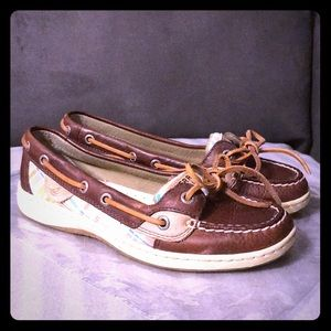 Sperry Top-Sider leather loafers